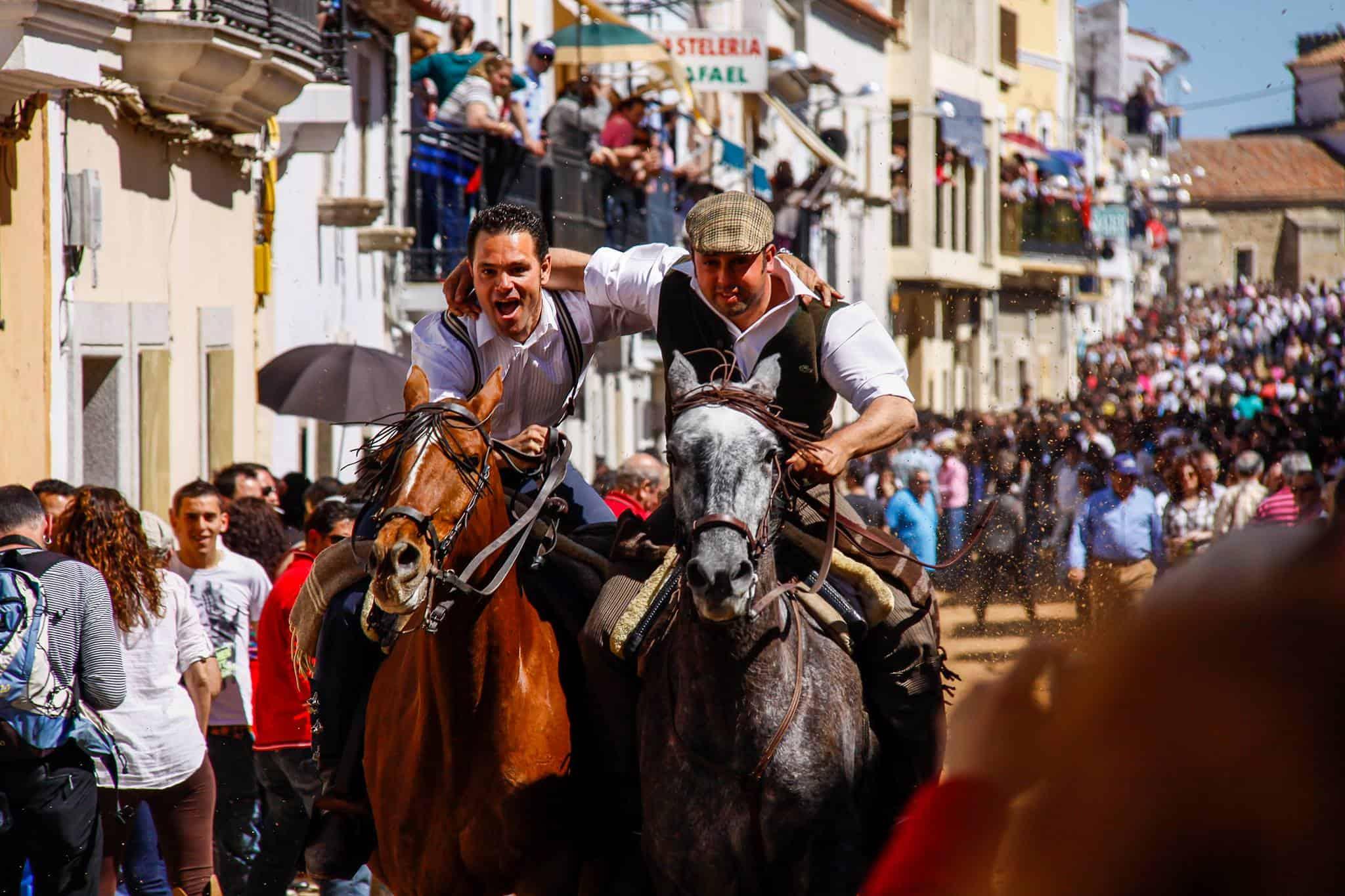 Dia de la luz mejor fiesta de España en Arroyo de la Luz
