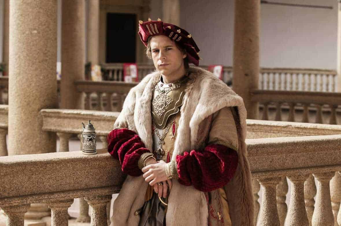 La muerte del emperador Carlos I